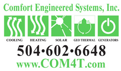 Comfort Engineered Systems, Inc