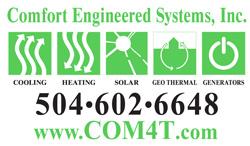 Comfort Engineered Systems, Inc