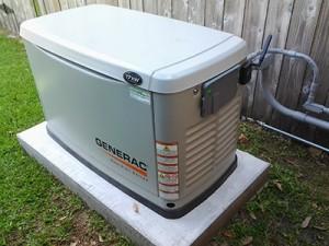 Generator installation and repair